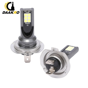 Image 4 - 2PCS H7 9005 H8 H9 H11 H4 H1 55W 110W 1000LM 2000LM LED Car Headlight Conversion Globes Bulbs Beam 6000K LED Aluminum Headlight