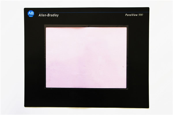 ALLEN BRADLEY 2711-T9C PANELVIEW 900 TOUCH SCREEN REPLACEMENT COVER 2711-T9C OVERLAY, HAVE IN STOCK 2711 k6c9 touch panel for allen bradley 2711 k6 repair replacement panelview standard 600 touch screen fast shipping