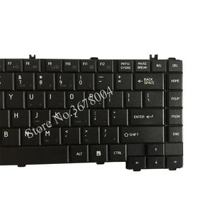 Image 4 - New laptop keyboard for toshiba Satellite C600D L640 L600 L600D L630 C640 C645  L700 L640 L730 L635 US laptop keyboard