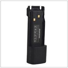 Радио Baofeng UV-82 walkie talkie литий-ионный Батарея 3800 мАч 7,4 В для Baofeng Pofung UV-82, UV82, UV-8D, UV-82HX Портативный двусторонней радиосвязи
