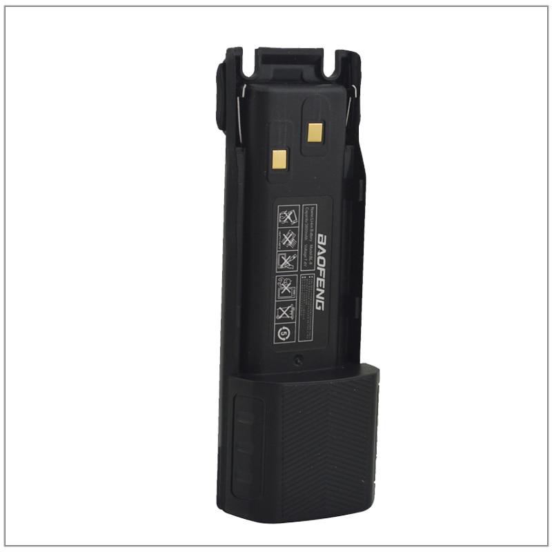 Radio Baofeng UV-82 talkie-walkie Li-ion Batterie 3800 mah 7.4 v pour Baofeng Pofung UV-82, UV82, UV-8D, UV-82HX Portable Radio bidirectionnelle