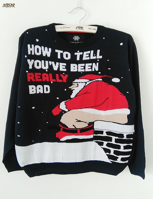limited edition ugly christmas sweaters for men funny pullovers with how to tell youve