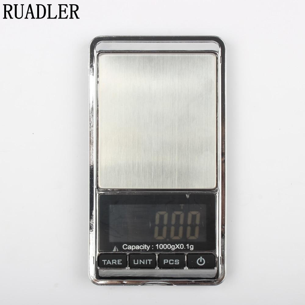 1000*0,1g Digitalwaagen Tasche waage schmuck Mini balance Elektronische waage muskeltraining Wiegen gewichte Waagen LUBAN