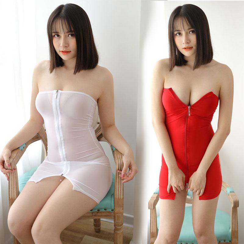 Mini vestido lápis apertado, sensual, bonito, seda, transparente, com zíper, aberto, vestido, bodycon, transparente, vestido feminino f15
