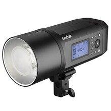 Godox WITSTRO AD600 Pro Tudo-em-Um Ao Ar Livre Flash TTL HSS AD600Pro Li-na Bateria com Embutido Godox 2.4G Sistema Sem Fio X