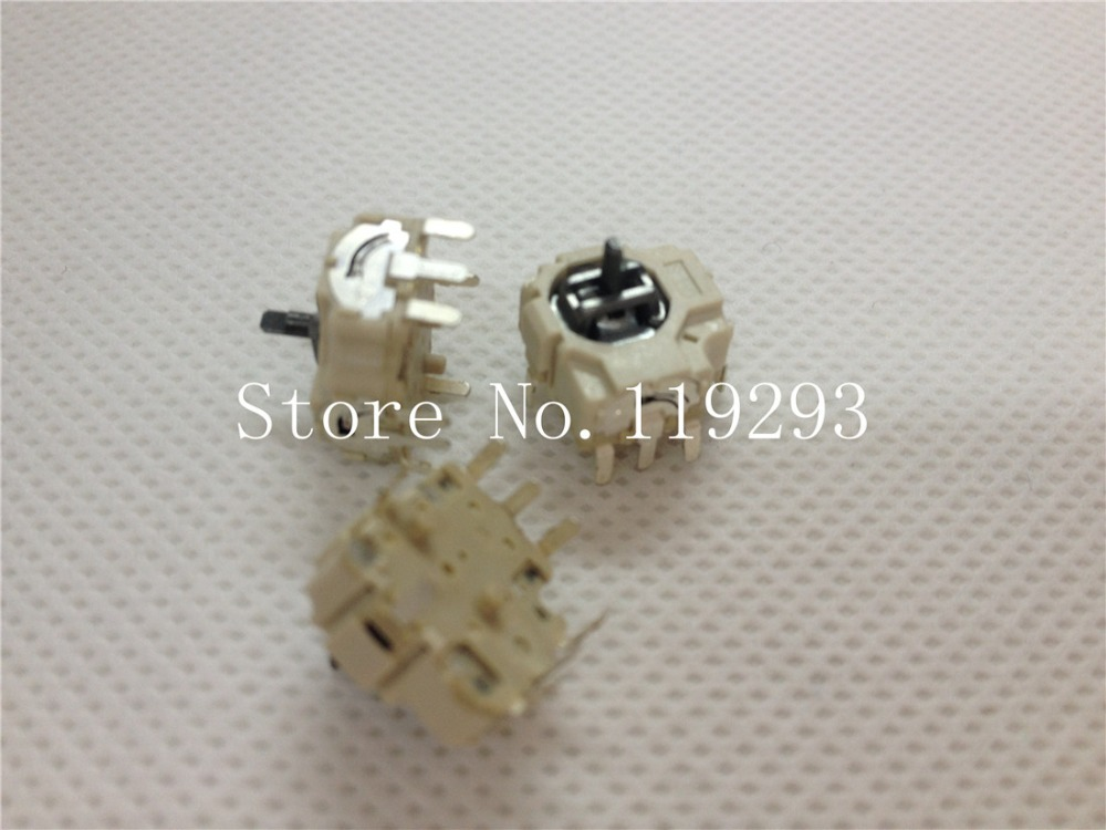 [BELLA]U.S. cts joystick potentiometer 254TA103B50B PSV rocker mini rocker eclipse With press switch three dedicated--10PCS/LOT