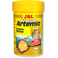 JBL fish food Vacuum freeze-dried artemia salina tropical aquarium small fish feed(China)