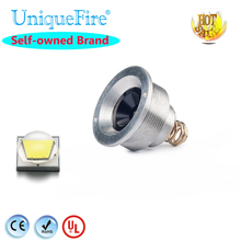UniqueFire UF-1504 Cree XM-L White  Light LED Drop in Pill Led Lamp Holder Replacement For 1504 XML Flashlight
