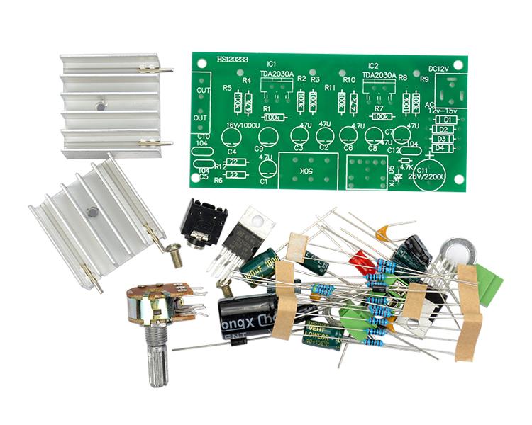 TDA2030A Power