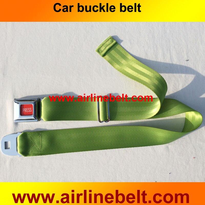 Vieux Américain classique voiture de ceinture de sécurité boucle de mode  jeans pantalon pantalon ceinture 24 f48ad73c3ad