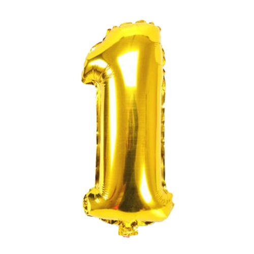 32 Inch Giant Outdoor Toy Inflated Numbers Bloon Foil Balloons Digit Air Birthday Wedding Party Gold 1 In Inflatable Bouncers From Toys