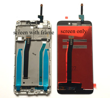For Xiaomi Redmi 4X LCD Display with Frame Screen Touch Panel Redmi 4X LCD Display digitizer Frame Assembly Spare Repair Parts 4 7inch lcd display touch screen panel with frame digitizer accessories repair parts for lenovo s660 smartphone free shipping