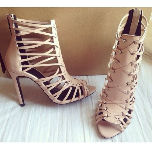 Aliexpress.com : Buy Young girls elegant nude cross strappy ...