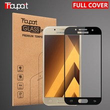 Thouport Glass For Samsung Galaxy A5 2017 A520 Full Cover Screen Protector Protective Film Tempered Glass For Samsung A5 2017