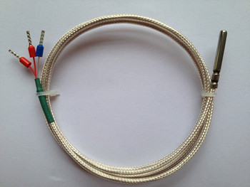 Custom PT1000 Temperature Sensor Private custom  rtd pt1000 temperature sensor probe chip length