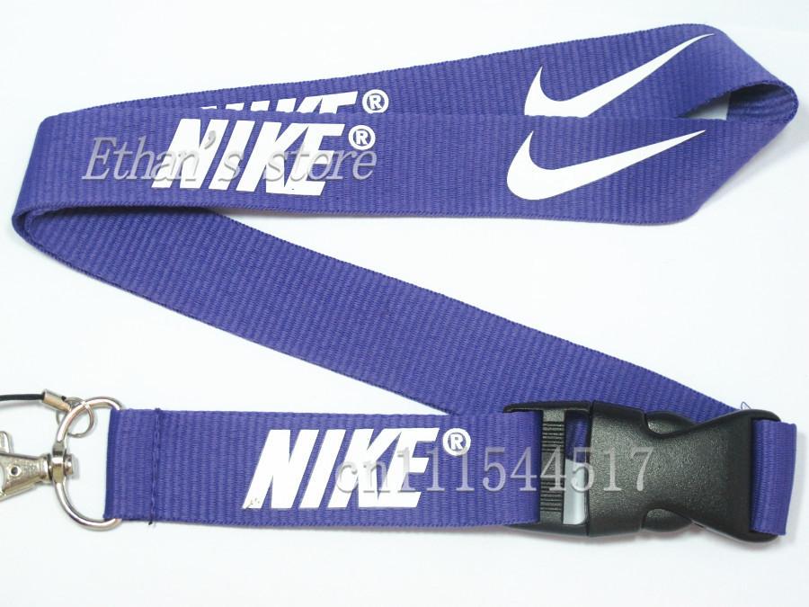 Versandkosten frei lila handy hals lanyard sportmarke logo riemen ...