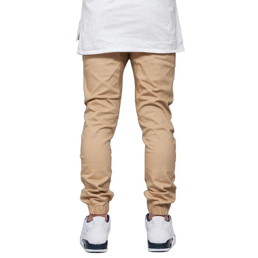 Men Jogger Pants Fashion Autumn Hip Hop Harem Stretch Joggers Runner Pants For Men Y5037