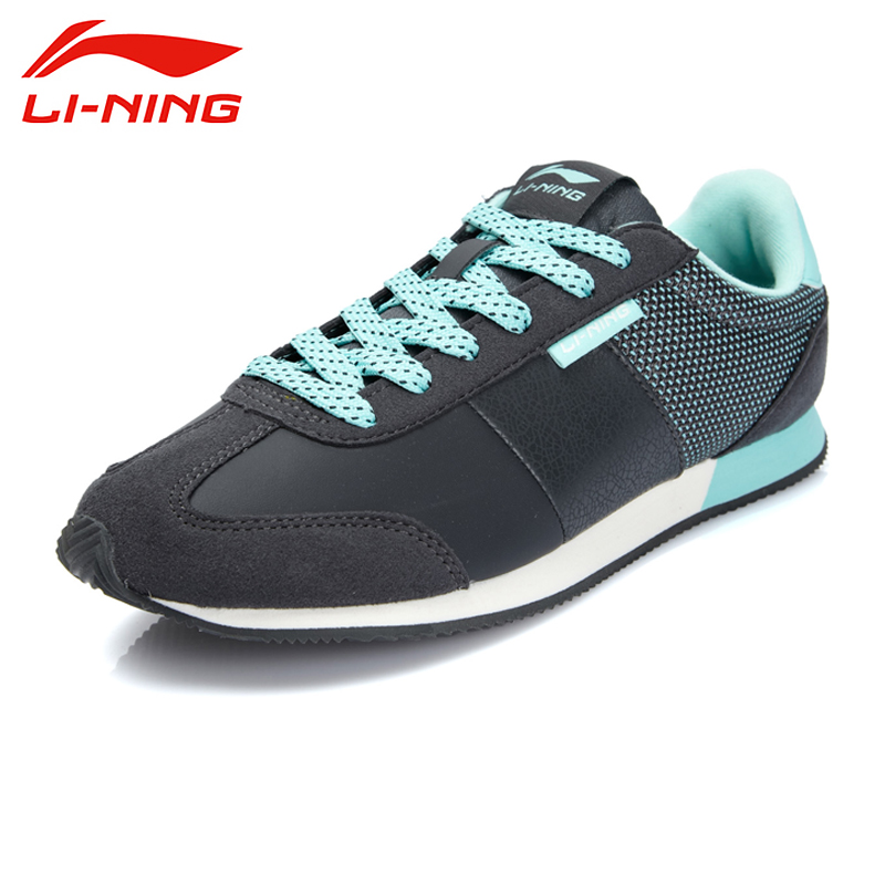 LI-NING Brand New Arrival 800M lifestyle Series Women's Sneakers Walking Jogging Sports Shoes For Female ALCK126 XWC400 original li ning men professional basketball shoes