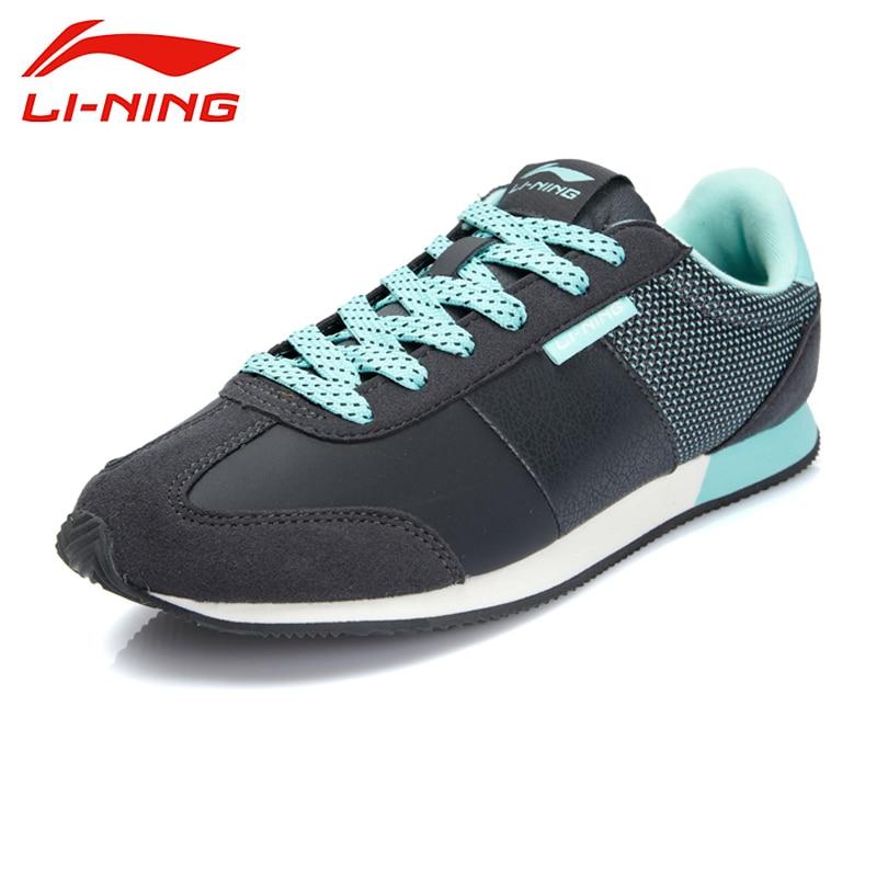 купить LI-NING Brand New Arrival 800M lifestyle Series Women's Sneakers Walking Jogging Sports Shoes For Female ALCK126 XWC400 дешево