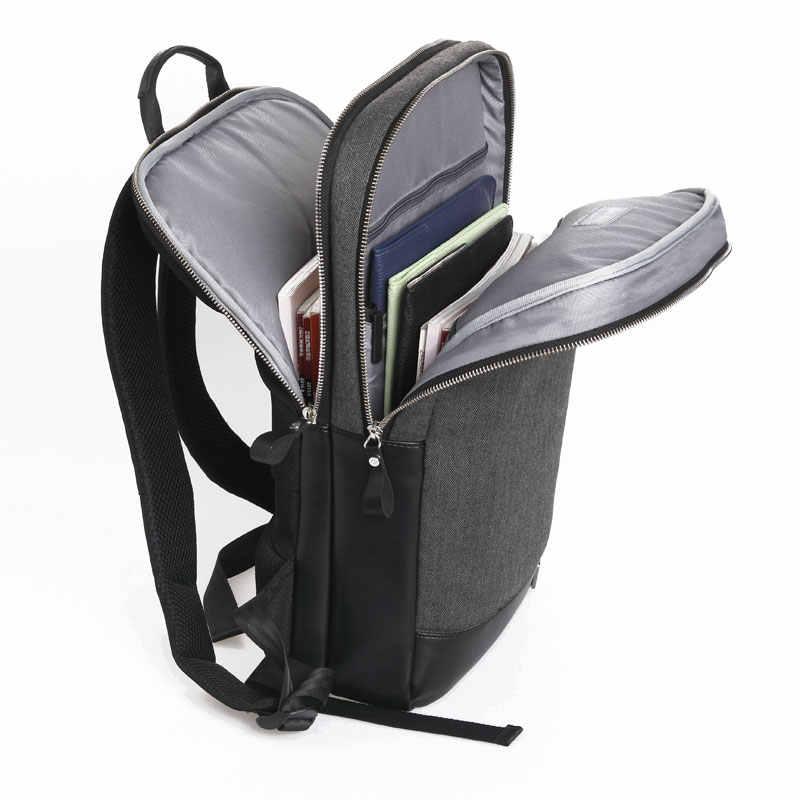 31ad787ddf73 ... Высокое качество GEARMAX ноутбук рюкзаки 14 15 дюймов водостойкая сумка  для ноутбука 15,6 дюймов ...