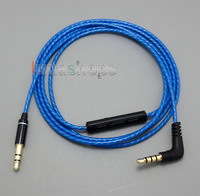 With Remote Mic Headphone Cable For Sony Mdr 10r Mdr 10rc MDR 10RBT MDR NC50 MDR