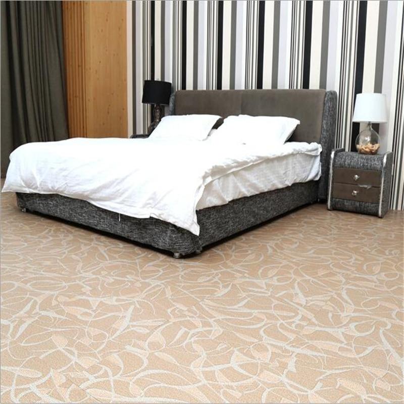 beibehang PVC self-adhesive floor carpet pattern plastic floor home sheet wear-resistant thicker plastic floor 45.72cmx45.72cm sand shell starfish pattern floor area rug