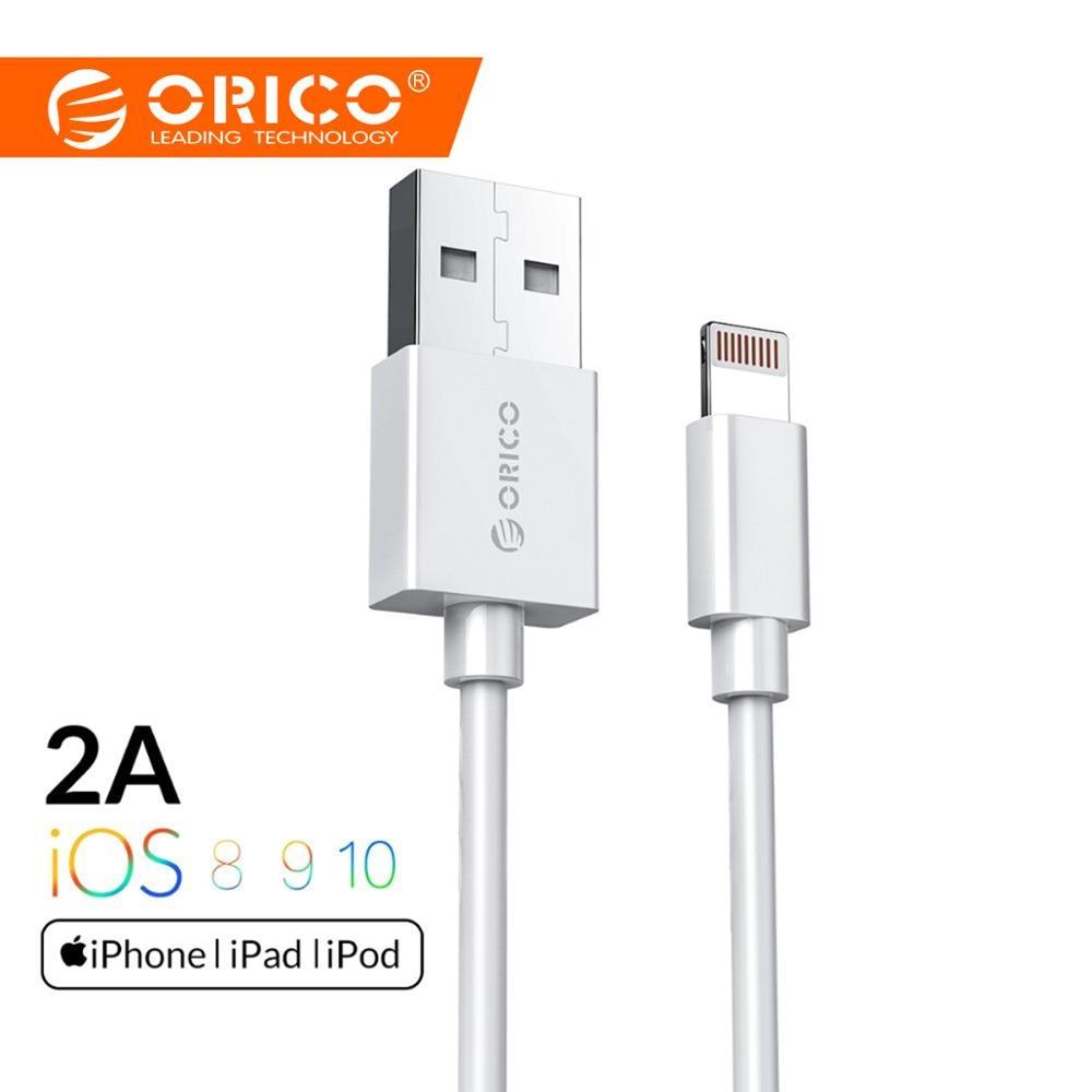 Orico Usb Kabel Für Iphone Beleuchtung Zu Usb Kabel Lade Usb Kabel Sync Für Iphone 6 7 8 1 M Daten Kabel Handy-zubehör Handys & Telekommunikation