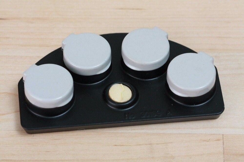Livraison Gratuite 1 pc Remplaçable Tasse D'huile Stand avec 4 Agate Conteneurs pour Horloger Montre De Réparation