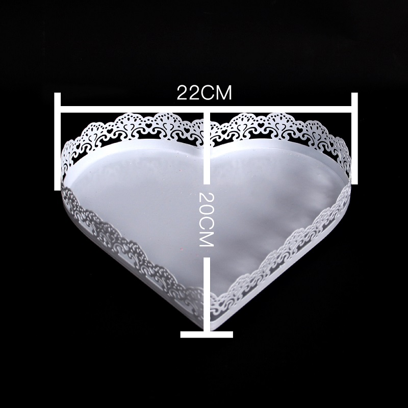 1Pcs Set White Gold Silver Crystal Metal Cake Stand Cupcake Dessert Serving Rack Holder Party Wedding Banquet Table Decorations in Stands from Home Garden