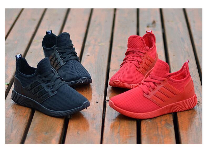 Livre Respirável Sapatos Confortáveis Sapatos de Desporto