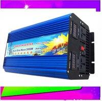 3000W De Onda Sinusoidal Pura Convertidor Homeuse For 1P Air Conditioner Fridge Inverter DC To AC