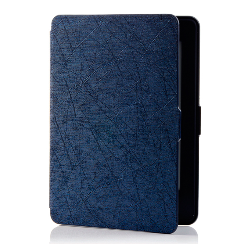 Silk Lightest Leather Cover Case for Amazon Kindle Paperwhite 1 2 3 camo leather magnetic smart cover case for amazon kindle paperwhite 1 2 3 2013 cover case 1pcs