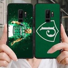 Yinuoda Phone Case Felipe Melo Palmeiras SP FC For Galaxy S10 S9 Plus S6 S7 Edge Black Soft TPU DIY Note4 7Note9