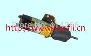 Fuel shut off Shutdown stop solenoid 2003-12E3U1B1A SA-3329 Solenoid,12V