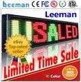 2018 2017 Leeman программируемый светодиодный знак, завод по производству СВЕТОДИОДОВ LED напольная панель, Программируемый СВЕТОДИОДНЫЙ дисплей, Программируемый светодиодный рекламный щит