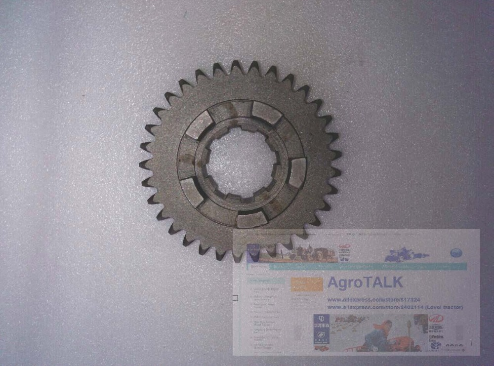fengshou ESTATE 180 184 tractor parts, the DRIVEN gear (1000RPM) for PTO, part number: 18.41.215 driven to distraction