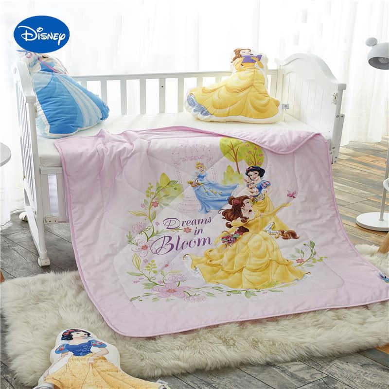 Disney Princess Beauty And Beast Belle Summer Quilts