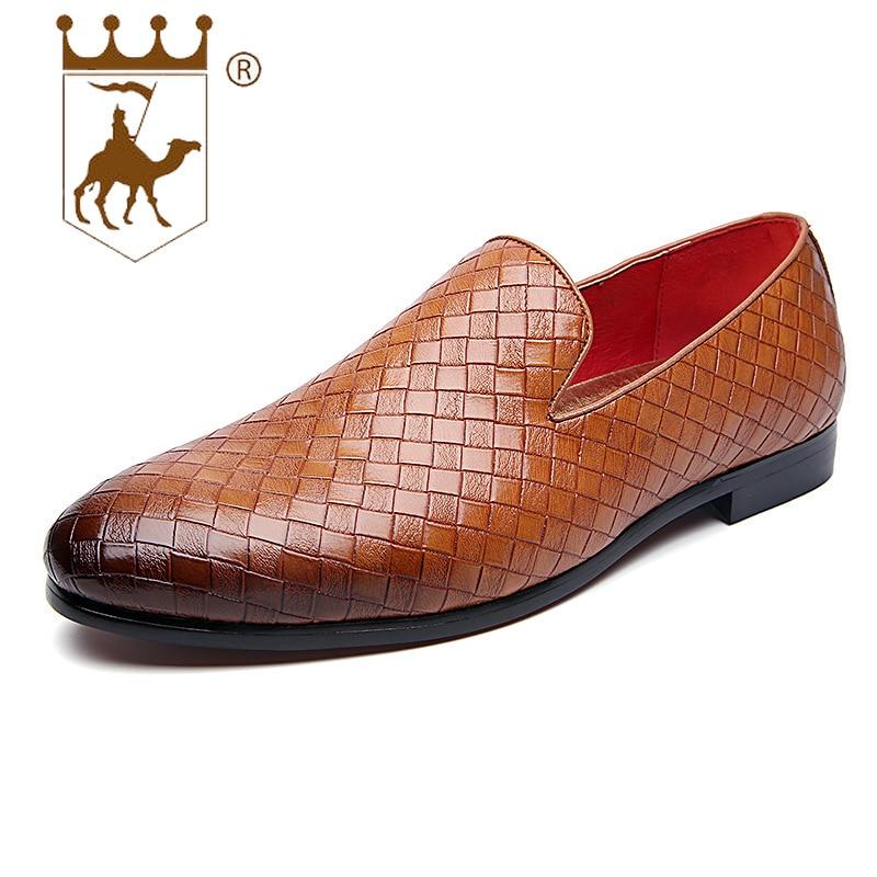 Sauvage De 39 Treillis Haute Formelle Chaussures 43 Qualité En red Capot Nouveau Bout Relief Casual Black Backcamel Taille Ensemble Hommes BOqznpWpa