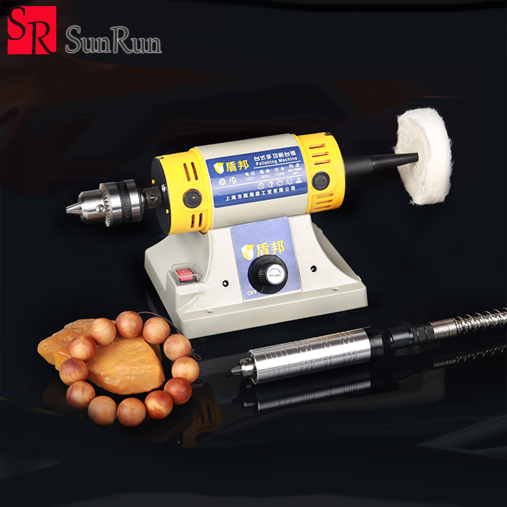750W Bench Versatility Grinder Table Saw Grinding Polishing Cutting Grinder Machines For Wood Metal Electrical Tools rezzoug abderrezak non conventional electrical machines