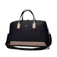 Outdoor Women Big Capacity Travelling Bags Fitness Bags Woman Sport Bag Travel Shoulder Bag Ladies Nylon