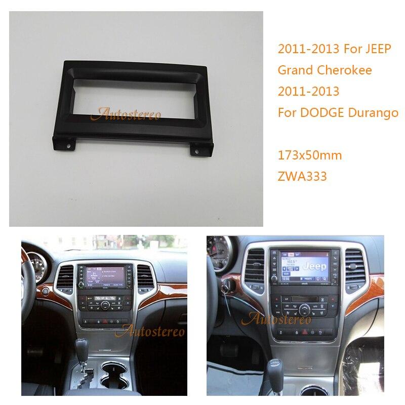 Neon Vision Cherokee Wrangler Embellecedor de radio para Chrysler//Jeep Voyager
