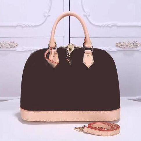 Hot selling !!! 2019 new fashion women handbag alma bag genuine leather with good quality free shippingHot selling !!! 2019 new fashion women handbag alma bag genuine leather with good quality free shipping