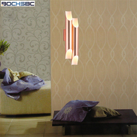 BOCHSBC светодио дный G9 светодиодные трубы настенные лампы Современная ванная комната светильники художественное освещение для спальни столо