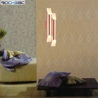 BOCHSBC G9 Светодиодная трубка настенные светильники современные светильники для ванной декоративное освещение для Спальня Обеденная белый и