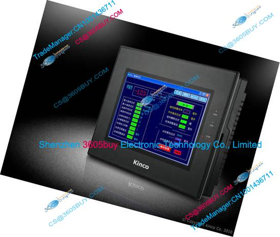 8 inch color touch-screen MT4403TE Ethernet port New Original
