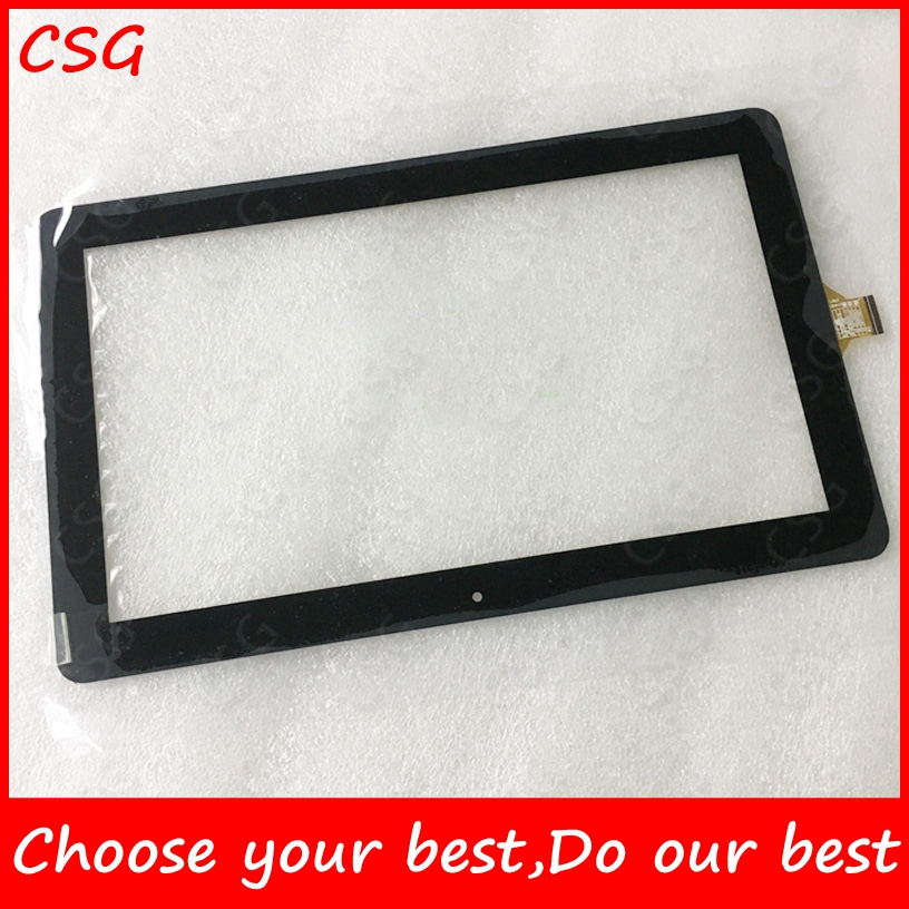 New 10.1 Tablet Campacitive Touch Screen for TrekStor surfTab xintron i 10.1 3G Touch Panel Digitizer Glass Sensor for trekstor surftab wintron 10 1 pure st10432 6 tablet capacitive touch screen 10 1 inch pc touch panel digitizer glass
