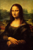 Leonardo Da Vinci Mona Lisa La Gioconda Oil Painting 100 Handpainted By Artist Pictures For Bedroom