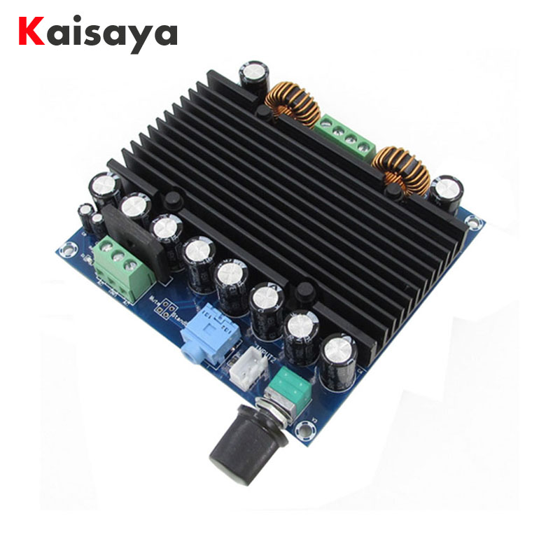 цены XH-M251 super power digital power amplifier board TDA8954 core dual 210W+210W power supply AC 12-28V free shipping B3-003