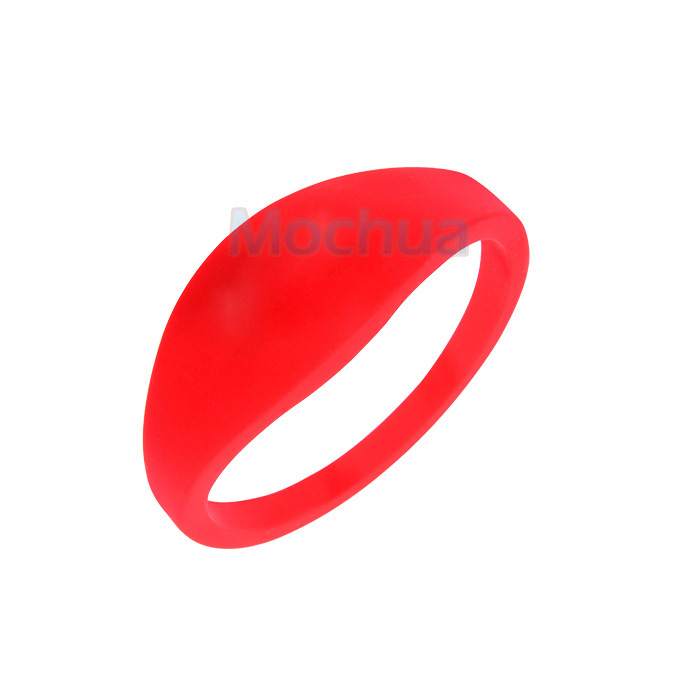 Read Only 125khz RFID EM4100/TK4100 Wristband Bracelet Silicone RFID Band Access Control Card 1000pcs silicone em wristband read only waterproof rfid bracelet for spa fitness sauna access control