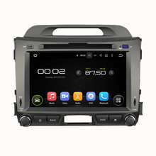 Fit for kia SPORTAGE R 2010-2012 Android 5.1.1 system HD 1024*600 car dvd player gps navigation radio 3G wifi bluetooth